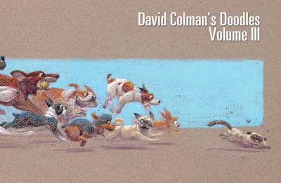 Couverture David Colman's Doodles Volume 3