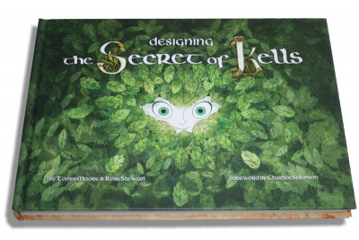 Couverture Designing the secret of Kells