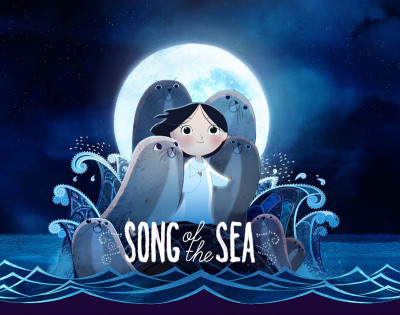 Couverture Song of the Sea: Artbook