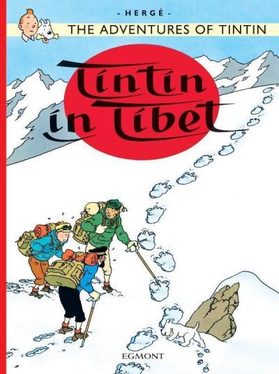 image de The adventures of Tintin tome 20 - Tintin in Tibet - tintin en anglais