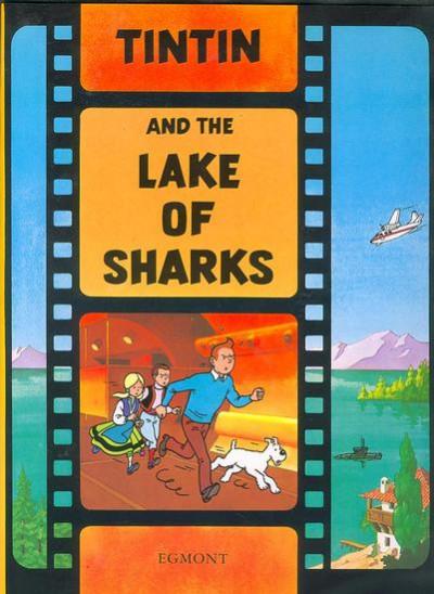 image de Tintin and the lake of sharks