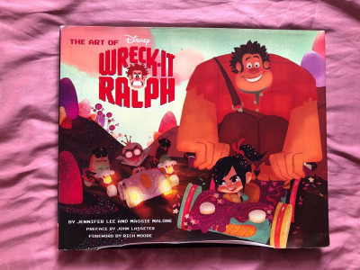 Couverture Wreck-it Ralph
