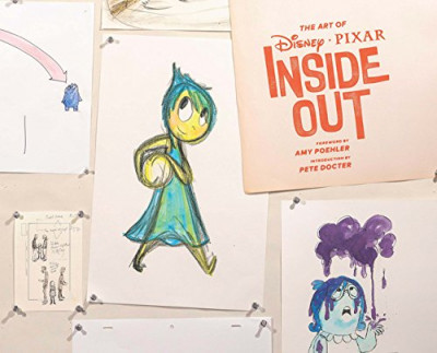 Couverture The art of Inside out
