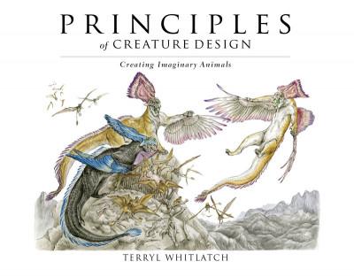 Couverture Principles of Creature Design