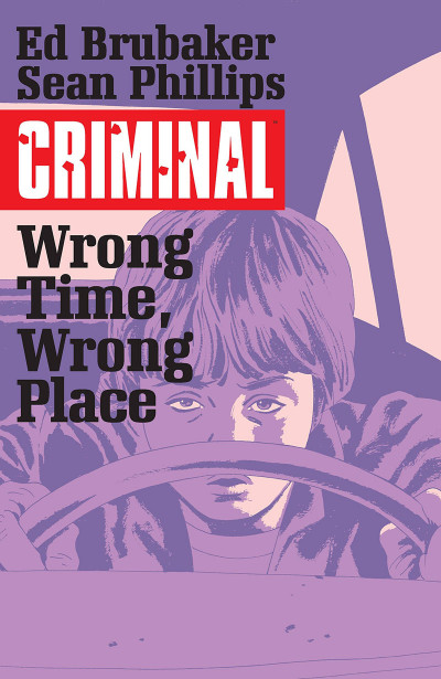 Couverture Criminal tome 7 (en anglais)