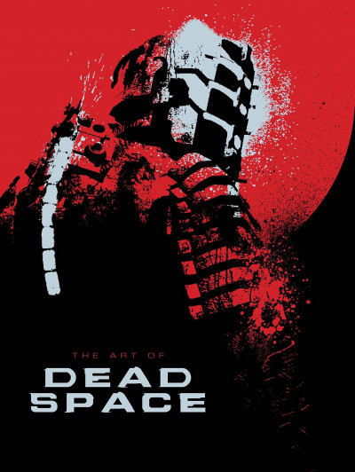 Couverture The art of Deadspace