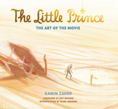Couverture The little Prince