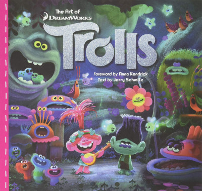 Couverture The art of trolls