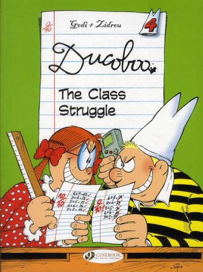 image de Ducoboo tome 4 - the class struggle (en anglais)