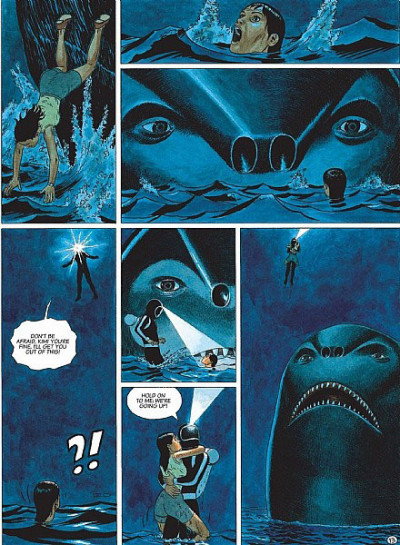 Page 2 Betelgeuse tome 3 - the other (en anglais)