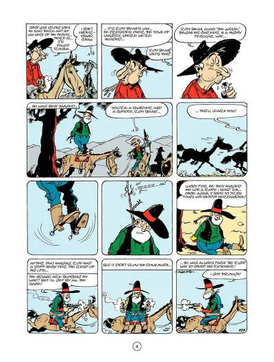 Page 3 Lucky luke tome 24 - the judge (en anglais)