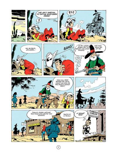 Page 6 Lucky luke tome 24 - the judge (en anglais)