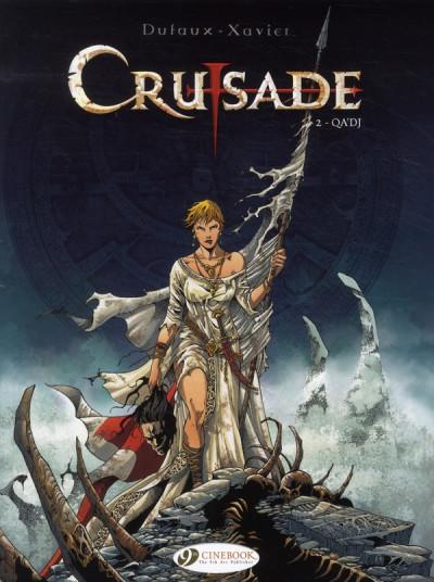 Couverture Crusade tome 2 (en anglais)