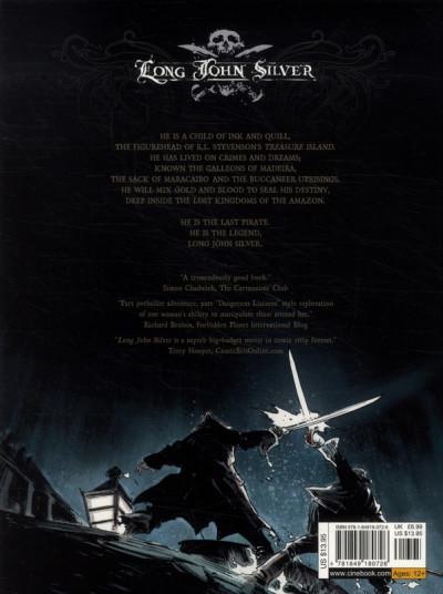 Dos Long John Silver tome 2 - Neptune - en anglais