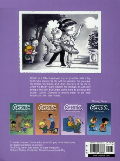 Dos Cedric tome 3 (en anglais)