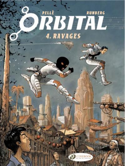 image de Orbital tome 4 - ravages - en anglais