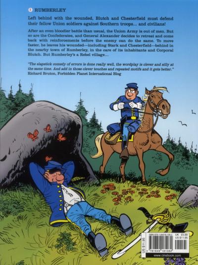 Dos The bluecoats tome 5 (en anglais)