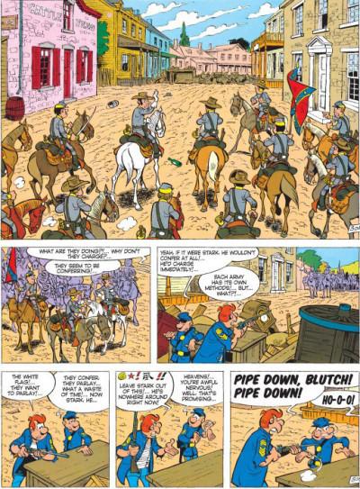 Page 2 The bluecoats tome 5 (en anglais)