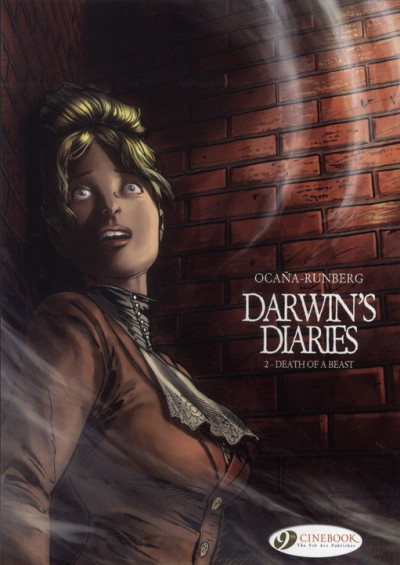 image de Darwin's diaries tome 2 - death of a beast