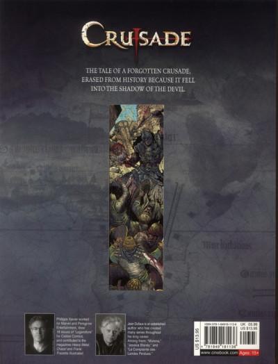 Dos Crusade tome 4 (en anglais)