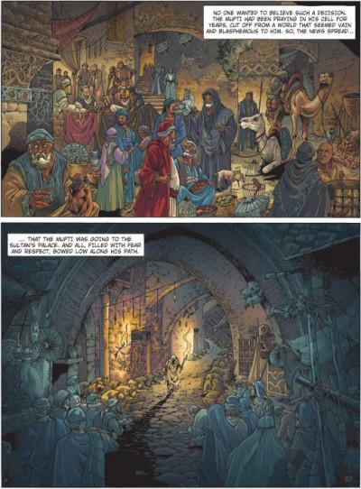 Page 2 Crusade tome 4 (en anglais)