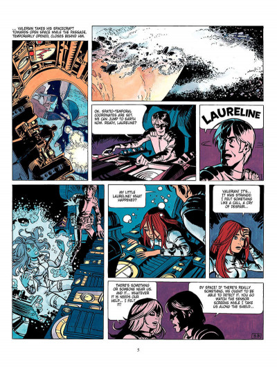 Page 4 Valerian T.4 - welcome to Aflolol