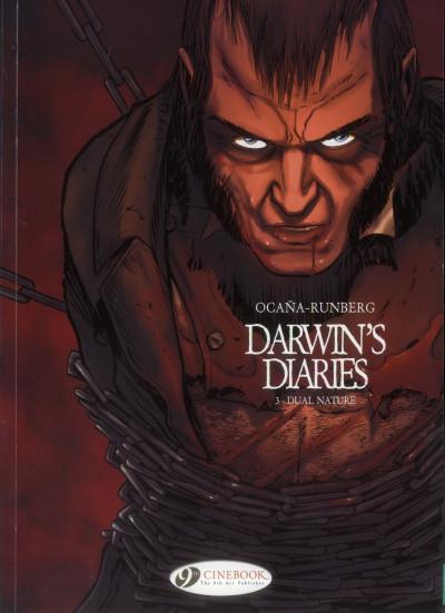 image de Darwin's diaries tome 3 - dual nature
