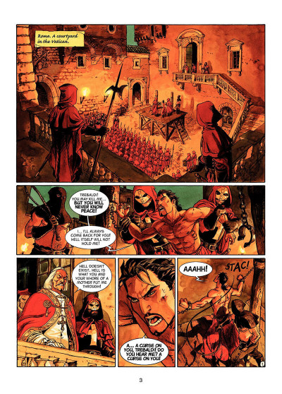 Page 2 The scorpion t6 - the angel's shadow