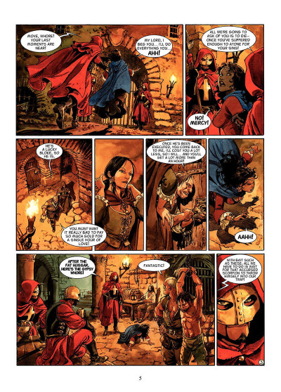 Page 4 The scorpion t6 - the angel's shadow