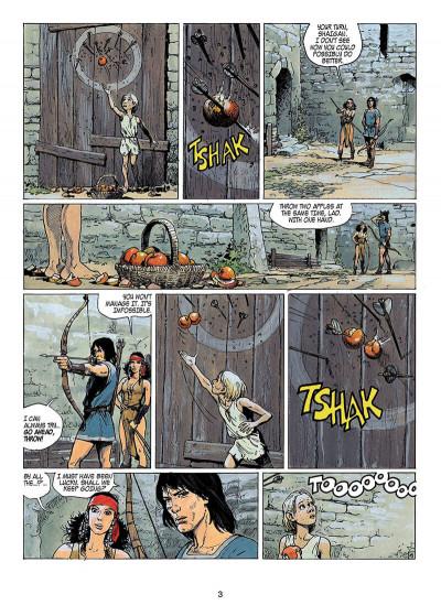 Page 2 Thorgal tome 14 - giants (anglais)