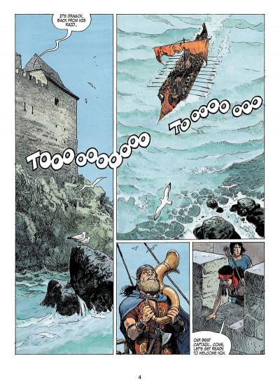 Page 3 Thorgal tome 14 - giants (anglais)