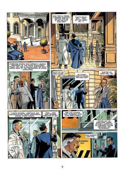 Page 5 Wayne Shelton tome 1 (en anglais)