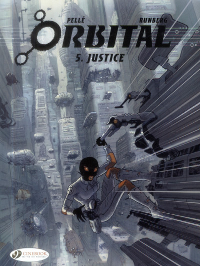 image de Orbital tome 5 - justice en anglais