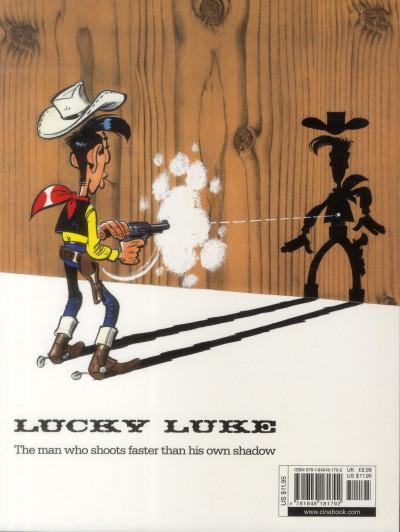 Dos Lucky Luke tome 44 - Lucky Luke versus Pat Poker