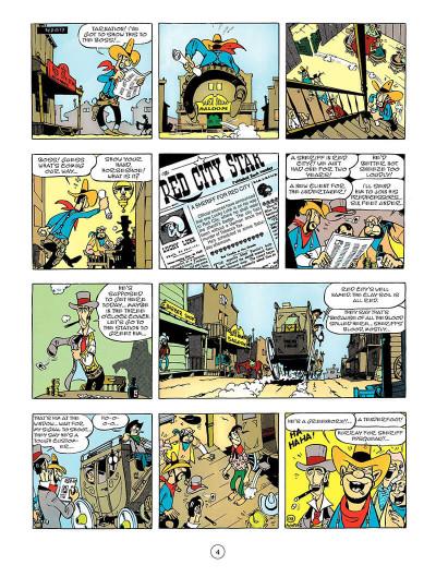 Page 3 Lucky Luke tome 44 - Lucky Luke versus Pat Poker