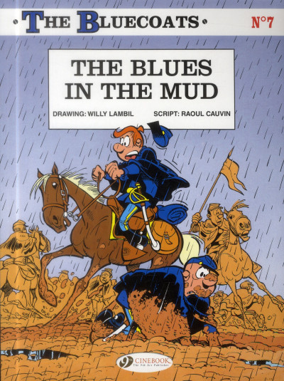 image de The bluecoats tome 7 - the blues in the mud