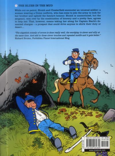 Dos The bluecoats tome 7 (en anglais)