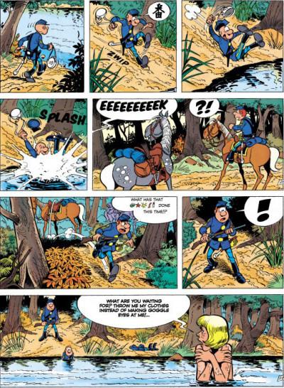 Page 2 The bluecoats tome 7 (en anglais)