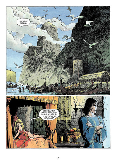 Page 2 Thorgal tome 15 - the cage