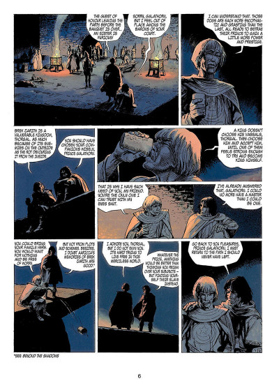 Page 5 Thorgal tome 15 - the cage