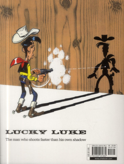 Dos Lucky Luke T.45 - tying the knot