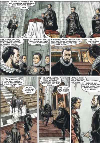 Page 2 Barracuda tome 2 (en anglais)