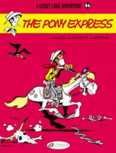 Page 5 Lucky Luke tome 46 - the pony express