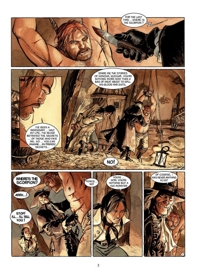 Page 2 The scorpion tome 8 - in the name of the son