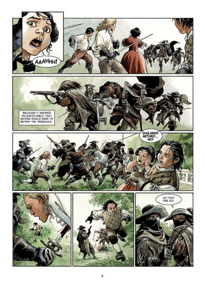 Page 5 The scorpion tome 8 - in the name of the son