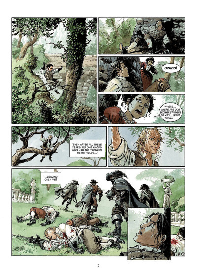 Page 6 The scorpion tome 8 - in the name of the son
