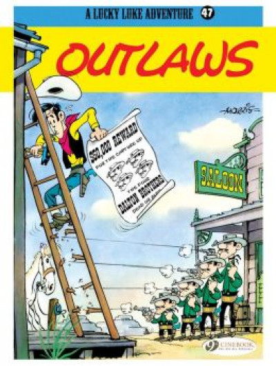 Page 0 Lucky luke tome 47 - outlaws