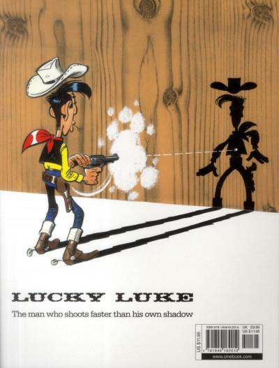 Dos Lucky luke tome 47 - outlaws