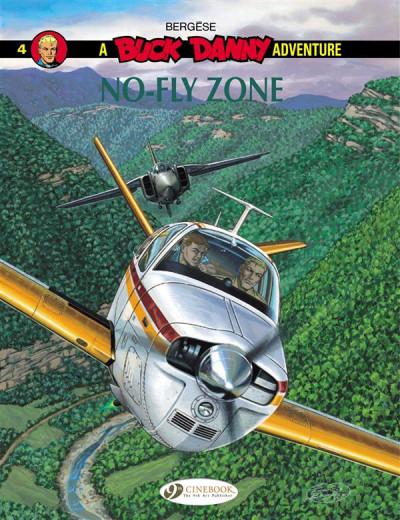 image de Buck Danny tome 4 - no-fly zone