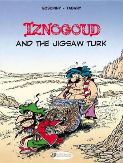Page 6 Iznogoud tome 11 - Iznogoud and the jigsaw turk